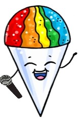 Snow cone and Karaoke Party