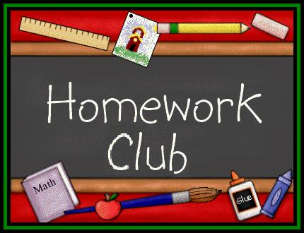 Homework Club Program