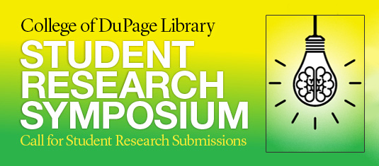 Library Student Research Symposium