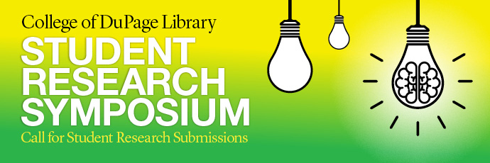 COD Library Student Research Symposium