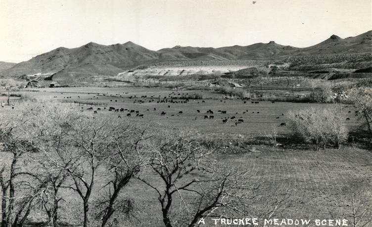 Virtual Nevada Historical Society Artown Monday: Before Reno & Sparks