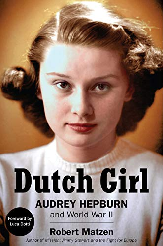 Washoe County Library Virtual Book Discussion: Dutch Girl, Audrey Hepburn and WWII