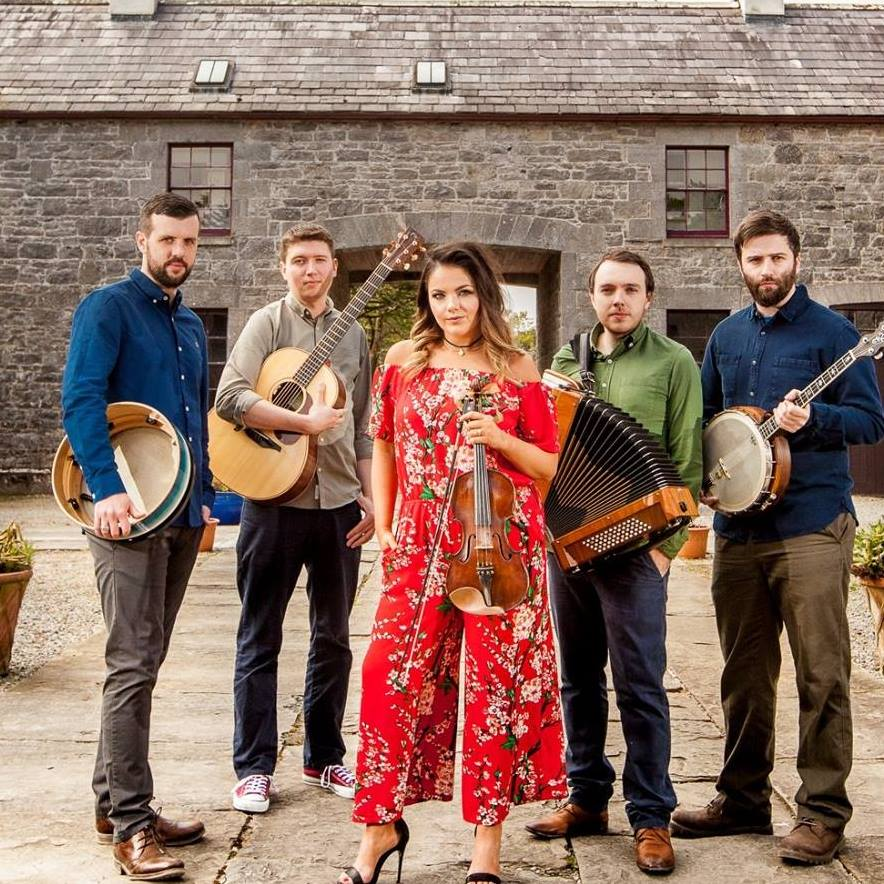 UNR Performing Arts Series presents Goitse: Irish Music, Culture and Fun in Your Living Room!