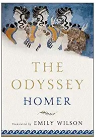 Washoe County Library Virtual Book Discussion: The Odyssey by Homer (translated by Emily Wilson)