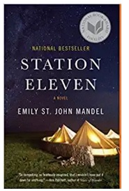 Washoe County Library Virtual Book Discussion: Station Eleven by Emily St. John Mandel