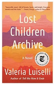 Washoe County Library Virtual Book Discussion: The Lost Children Archive by Valeria Luiselli