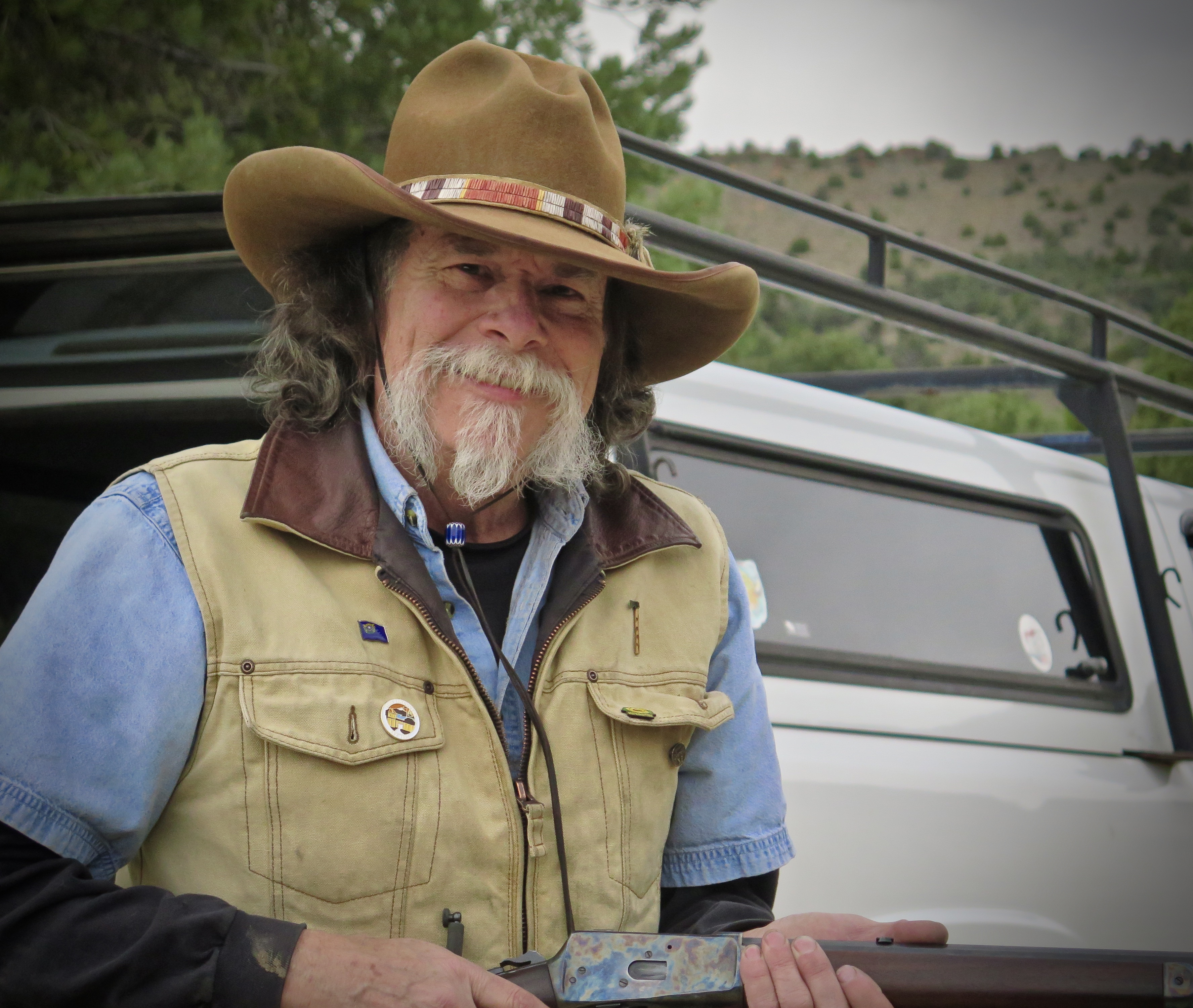Nevada Historical Society presents Artown Tuesday: American Mountain Men with Larry Walker