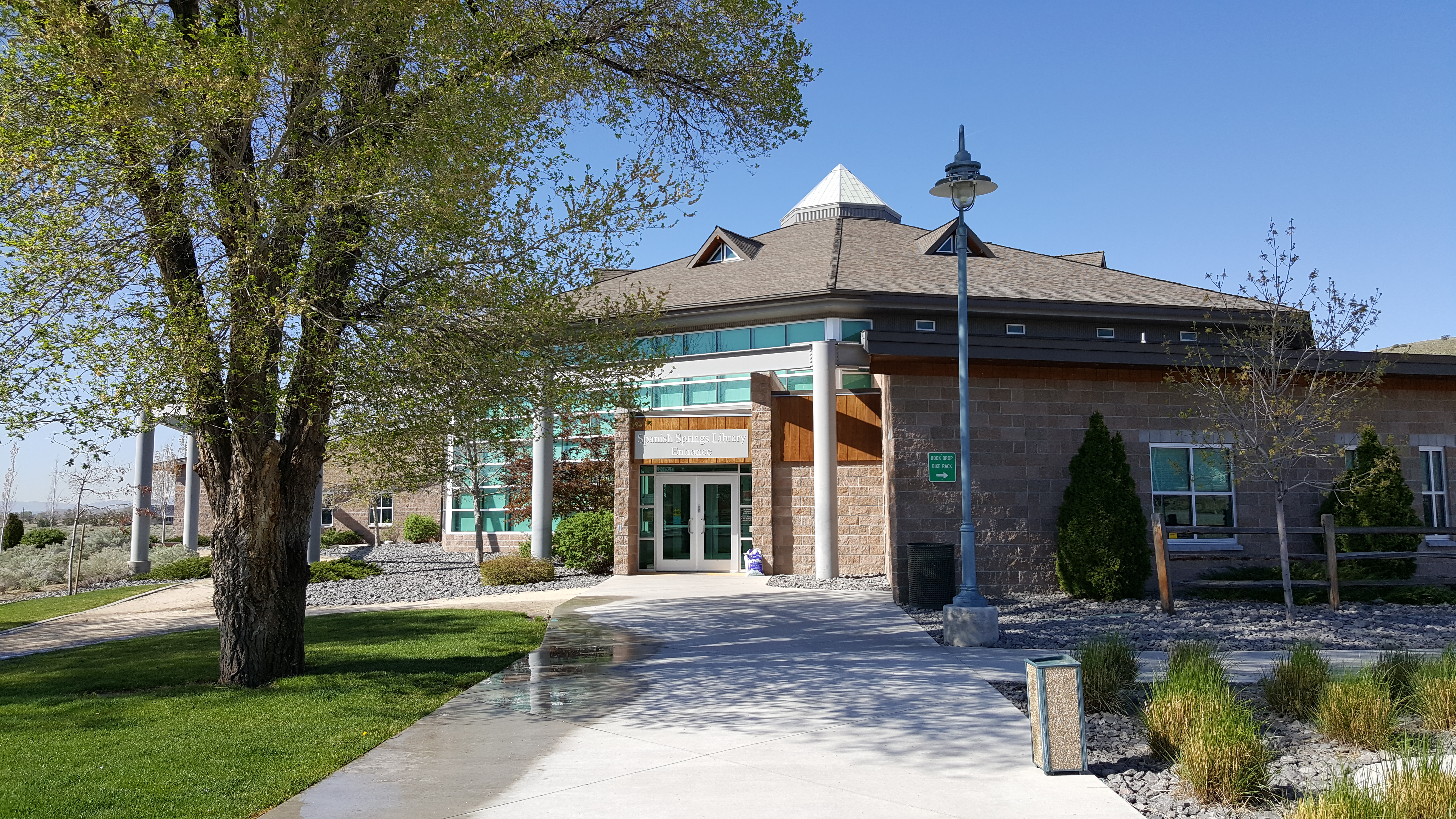 Get to Know Your Library: Spanish Springs Library