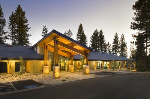 Get to Know Your Library: Incline Village Library