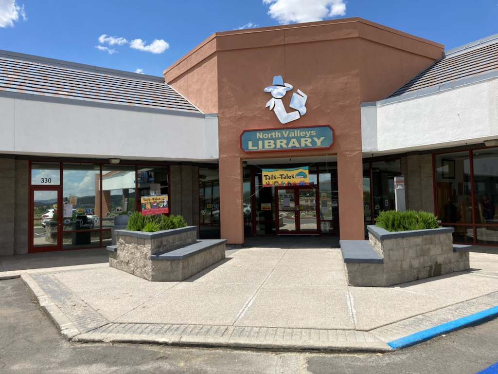 Get to Know Your Library: North Valleys Library