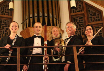 NorthStar Chamber Players Woodwind Quintet Concert