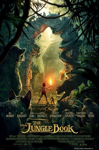 Tuesday Movie: The Jungle Book (2016)
