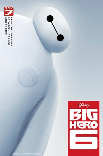 Tuesday Movie: Big Hero 6