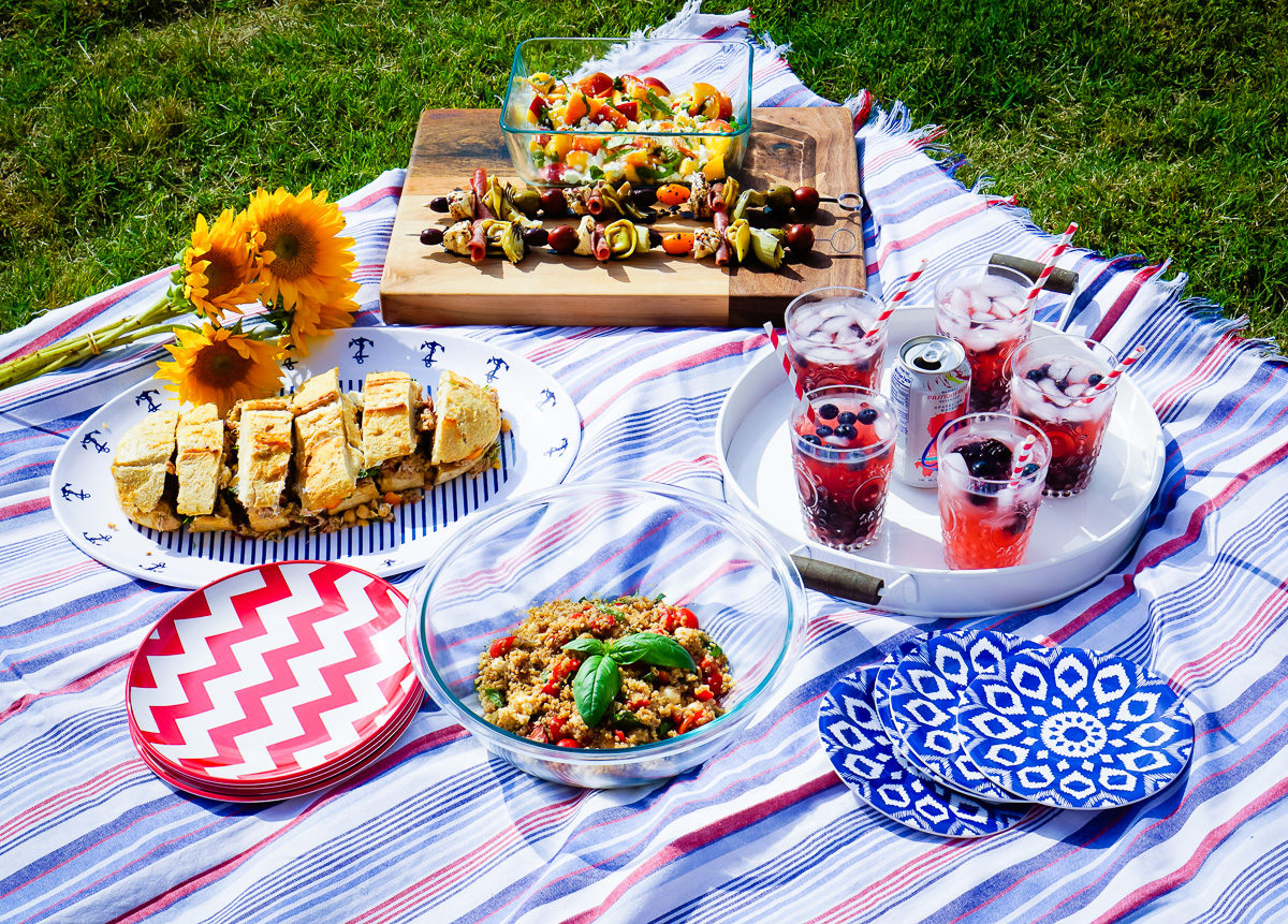 Cook the Book - Summer Picnic