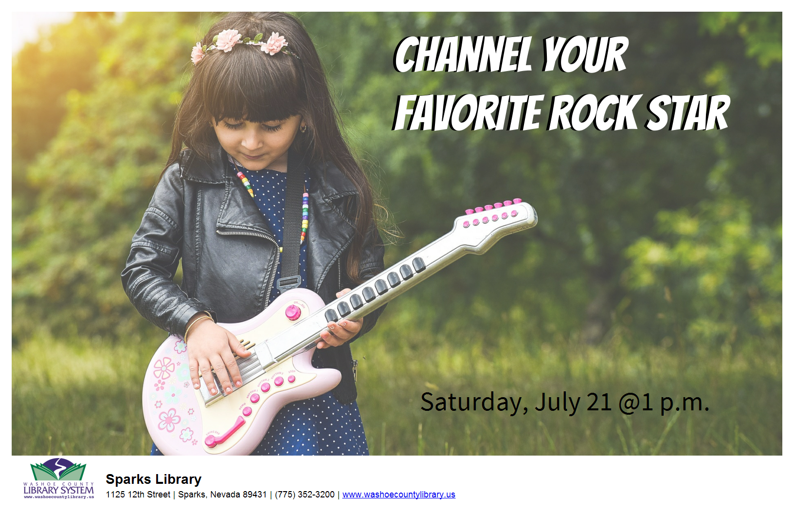 Channel Your Favorite Rock Star