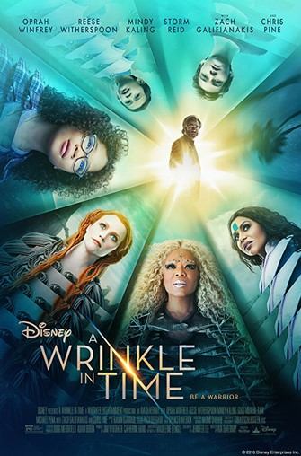 Movie Marathon: A Wrinkle in Time (Spanish Subtitles)