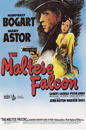 Movie Matinee: The Maltese Falcon