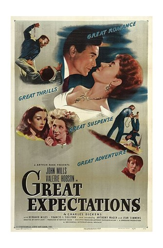 Movie: Great Expectations (1946)
