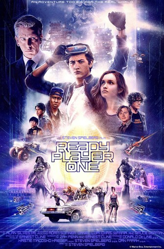Movie Marathon: Ready Player One in 3D