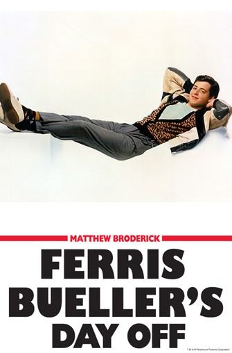 Movie Matinee: Ferris Bueller's Day Off