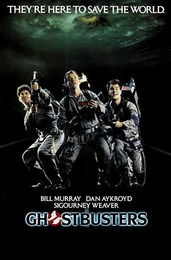 Movie Matinee: Ghostbusters