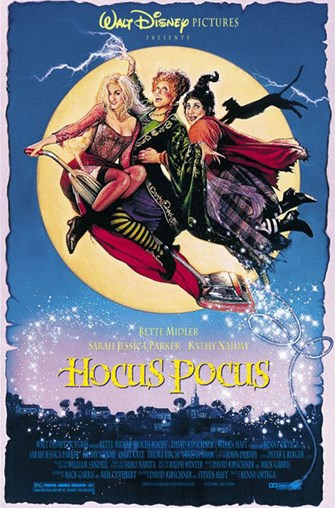 Halloween Movie Marathon: Hocus Pocus