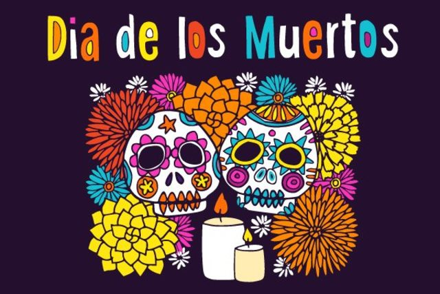 Dia de los Muertos Toddler Story Time & Craft