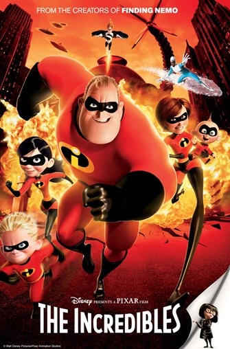 Movie Marathon: The Incredibles (Spanish Subtitles / Sensory & Family Friendly)