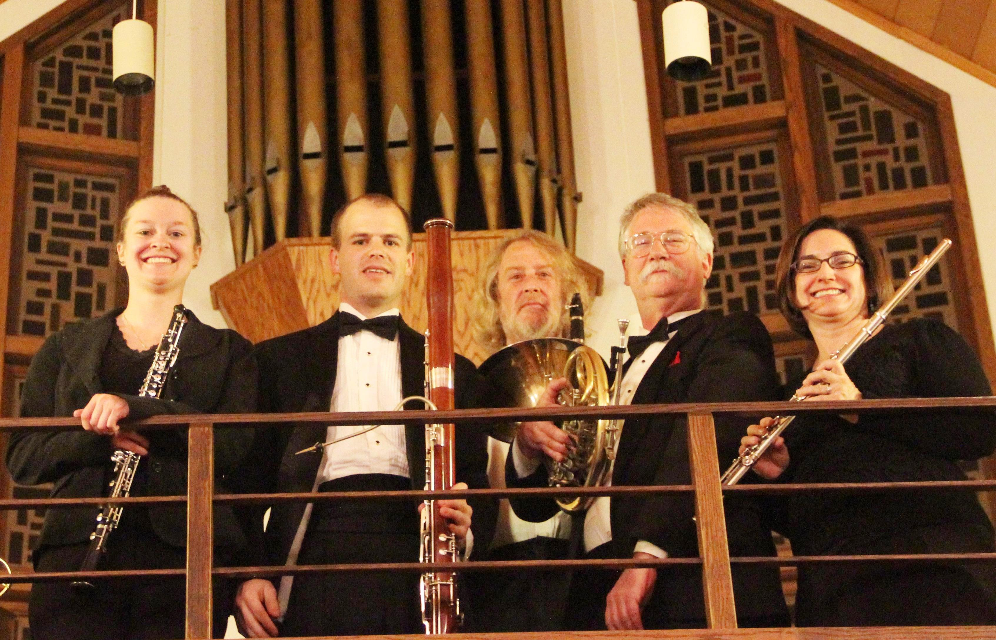 "NorthStar Chamber Players Present: ""Woodwind Quintet Concert"""