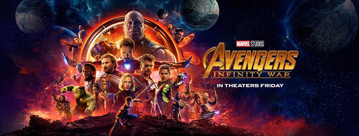 Movie Matinee - Avengers Infinity War
