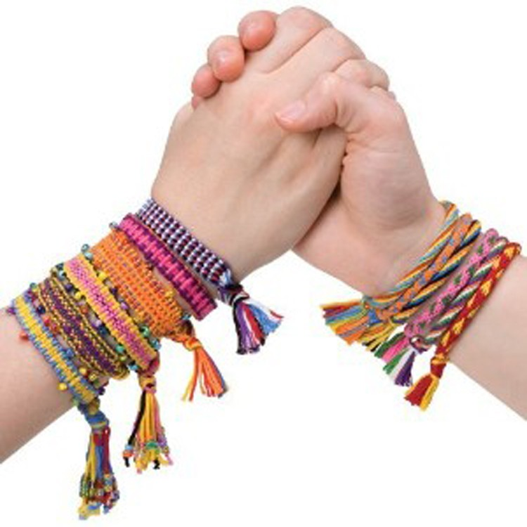 Chain Friendship Bracelets