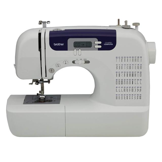 Learn Sewing Machine Basics in the Quad