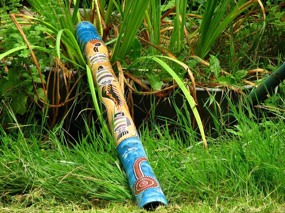 Digeridoo Down Under @ WCLS