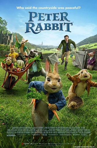 Movie: Peter Rabbit (2018)