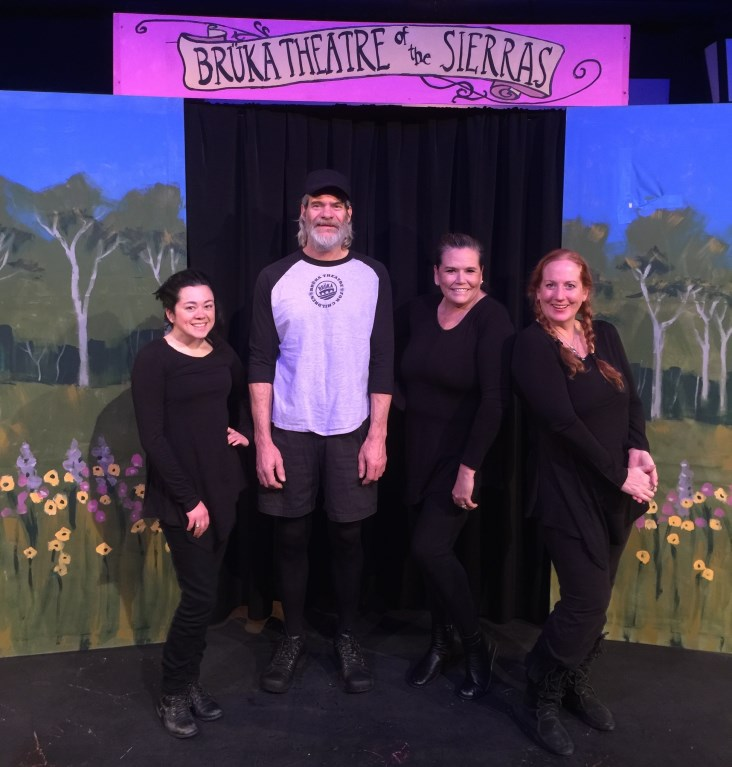 Summer Reading Launch Party with Brüka's Theatre for Children
