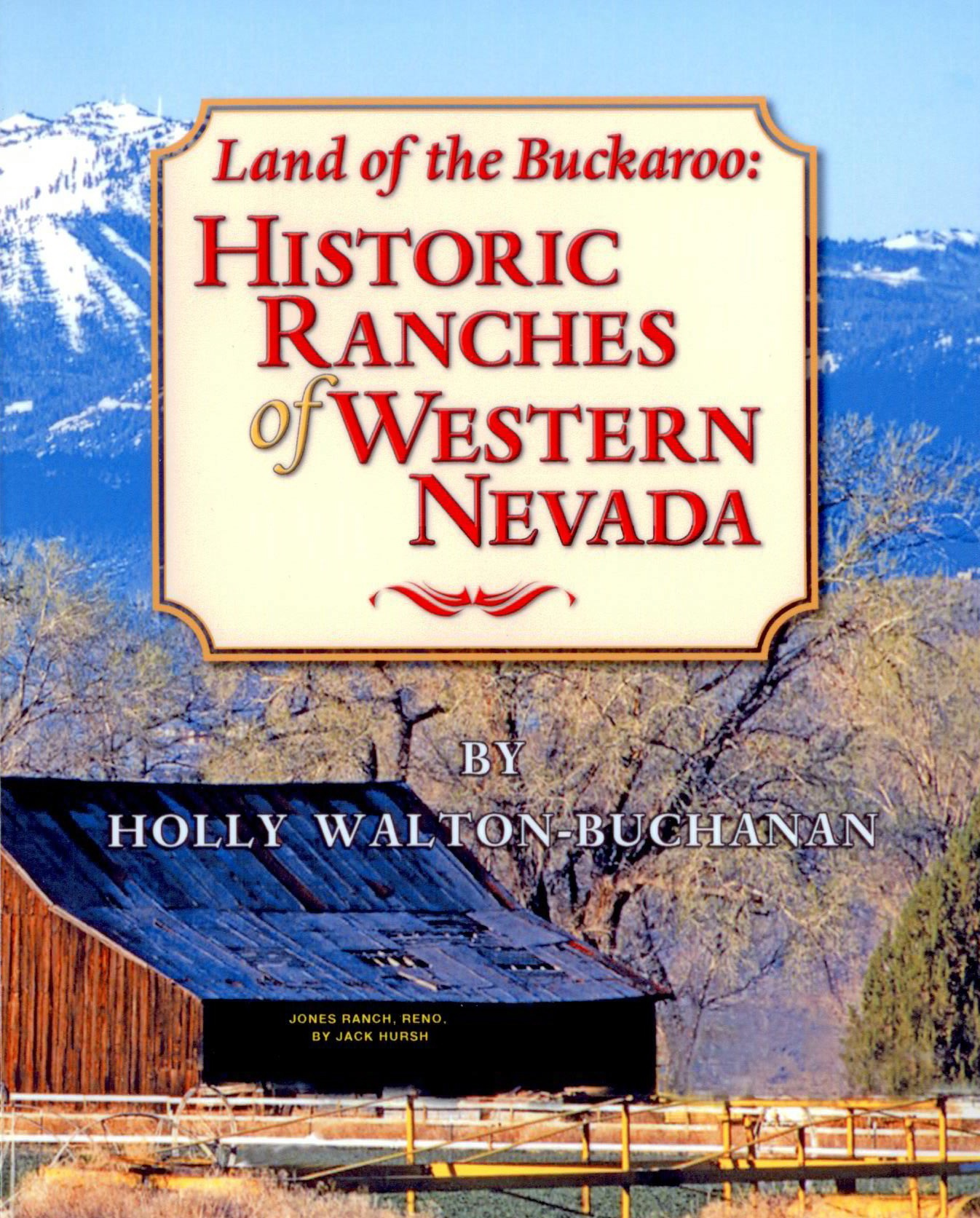 Historic Ranches of Western Nevada
