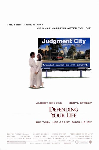 Movie Matinee: Defending Your Life