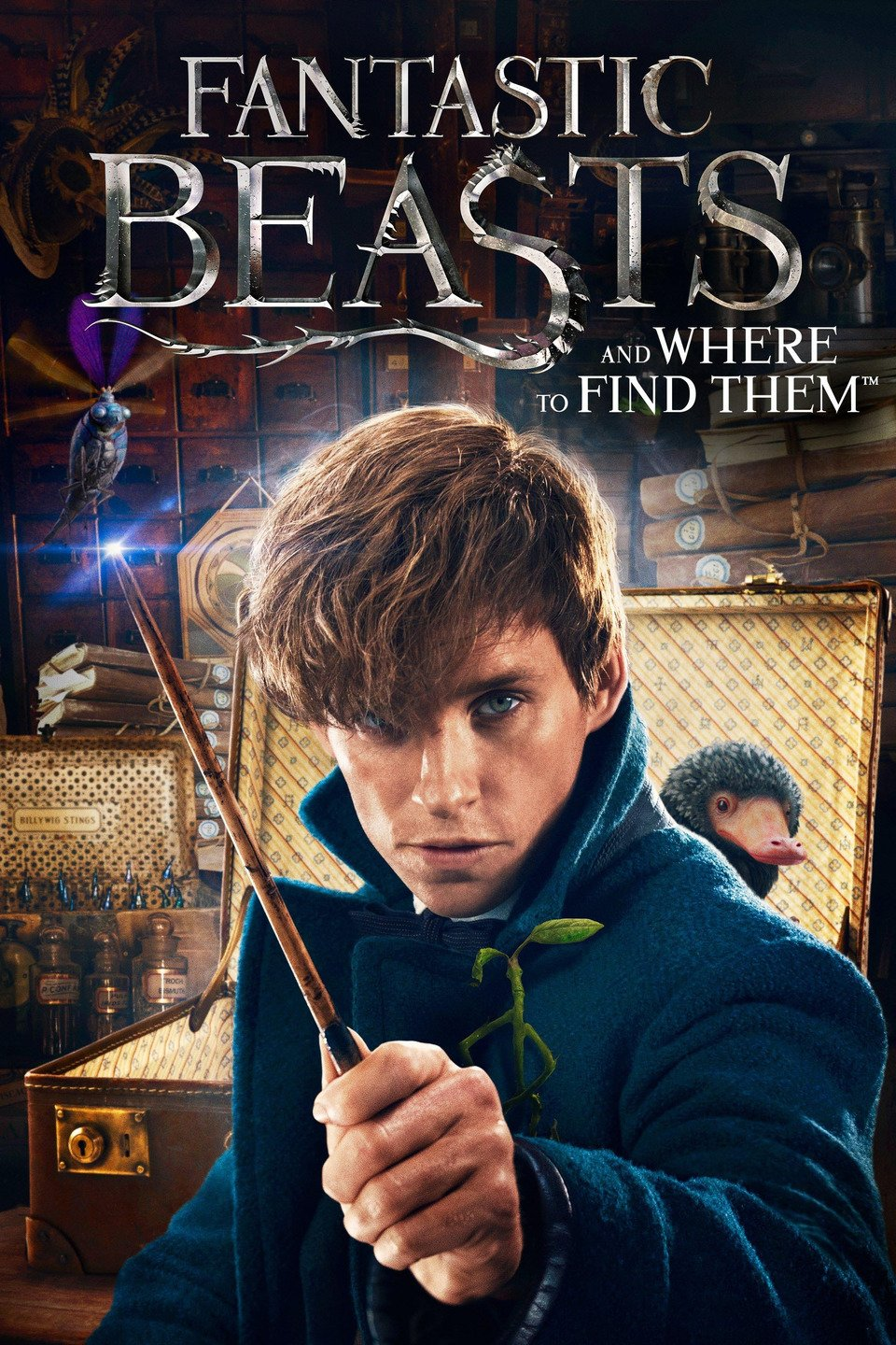 Movie Marathon: Fantastic Beasts and Where To Find Them (English)