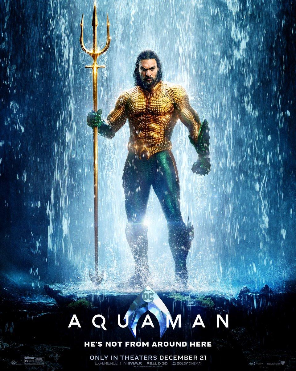 Movie Matinee - Aquaman