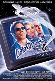 Children's Space-Themed Movie Marathon: Galaxy Quest