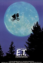 Children's Space-Themed Movie Marathon: E.T.