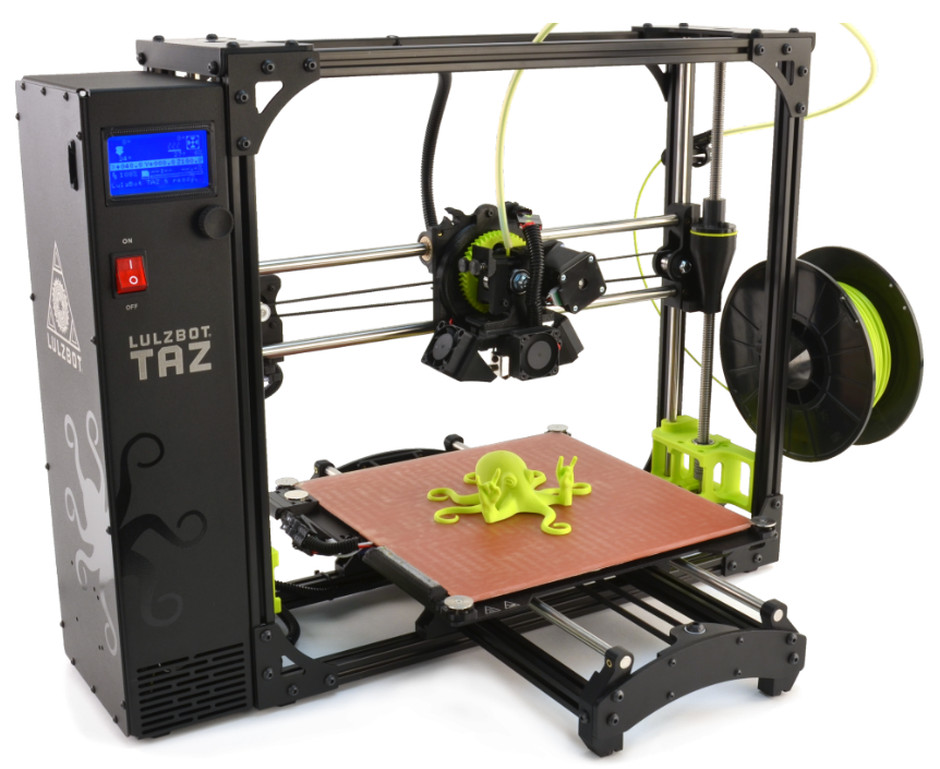 Learn About 3D Printing in the Quad