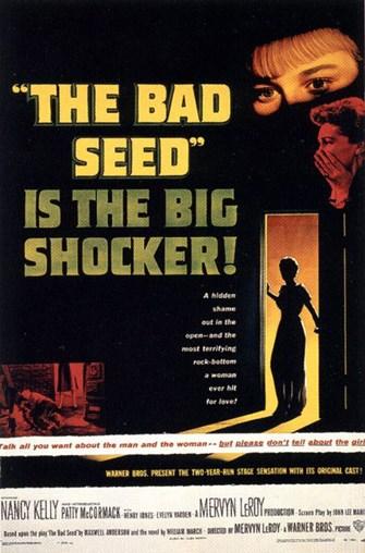 Movie Matinee: The Bad Seed