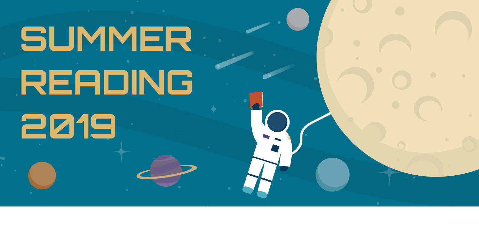 Summer Reading Program Blast Off!