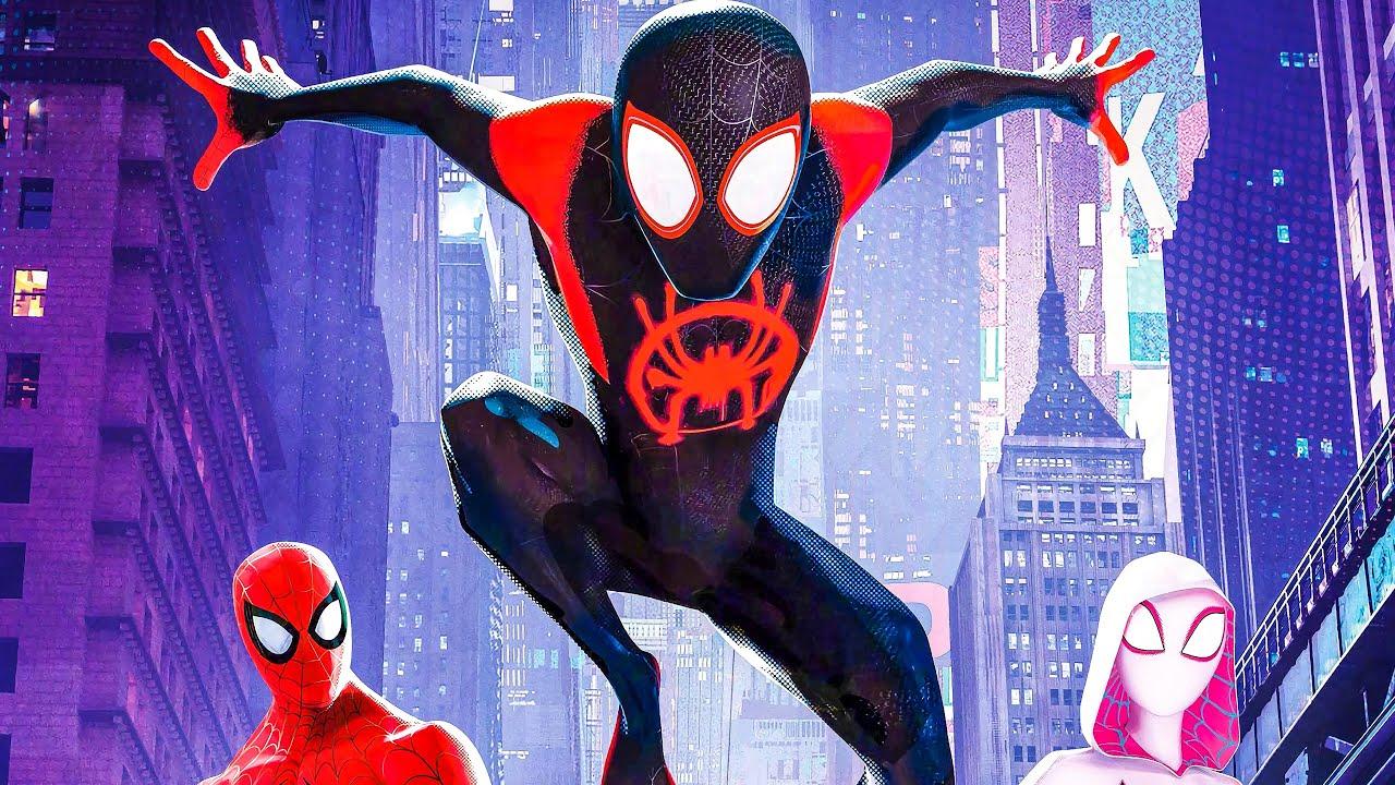 Movie Matinee - Spider-Man: Into the Spider-Verse