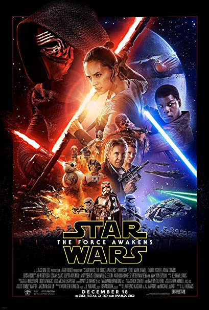 Battle of the Stars July Movie Matinee - Star Wars: The Force Awakens (2015)