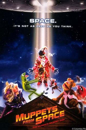 Movie: Muppets from Space (1999)