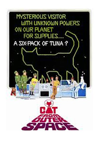Movie: The Cat from Outer Space (1978)