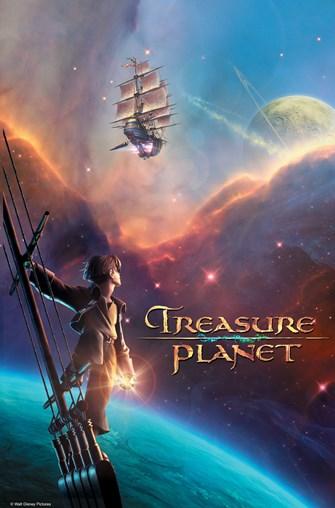 Movie: Treasure Planet (2002)