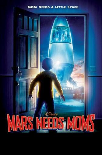 Movie: Mars Needs Moms (2011)